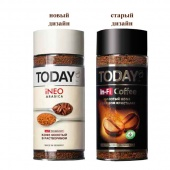 кофе Today In-Fi 95 г в кристаллах