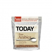 кофе Today Pure Arabica 37,5 г в кристаллах м/у